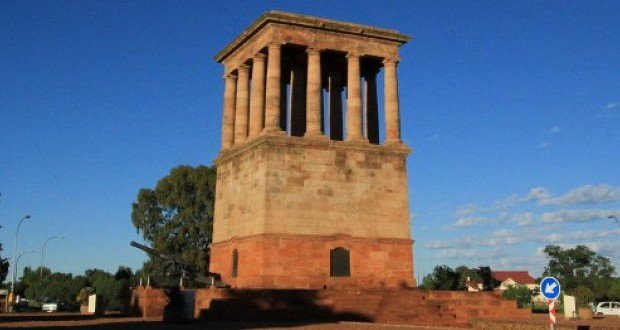 Monuments And Memorials Kimberley City Info