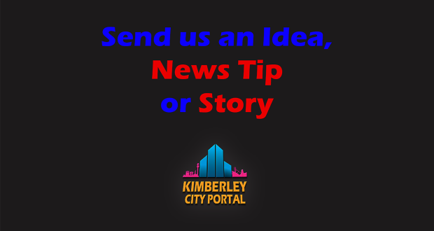 Send us News Tips for Kimberley