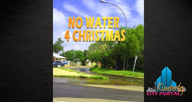 No Water for Christmas for Kimberley