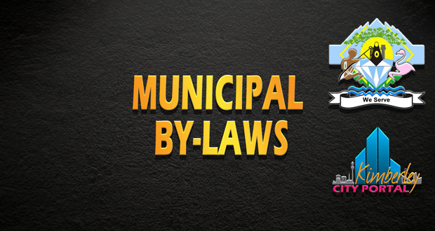 Kimberley: Sol Plaatje Municipal By-Laws