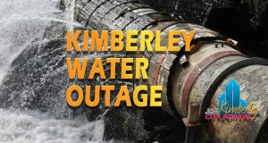 Kimberley Water Interruption