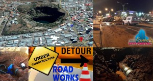 Expected road closure in Kimberley