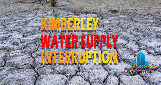 Kimberley Water Supply interruption
