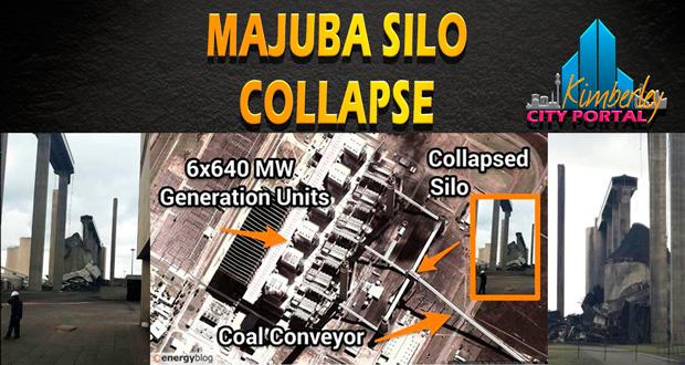 Silo Collapse at Majuba Power Station
