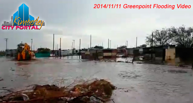 Flooding in Greenpoint 11-11-2014