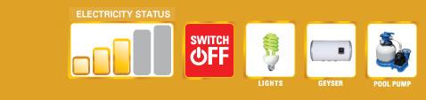 Eskom Power Alert Status Details Orange