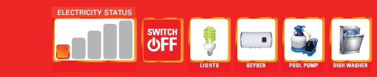 Eskom Power Alert Status Details Red