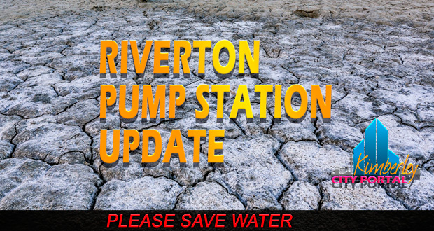 KImberley Water - Riverton Pump Station Update