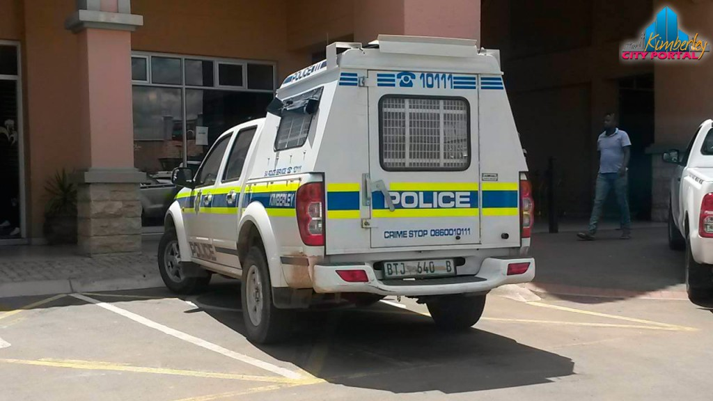 20141216 Disabled Parking Thieves-North Cape Mall Kimberley