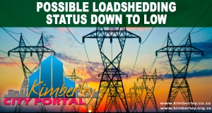 Kimberley Sol Plaatje Loadshedding updates and news 17/12/2014