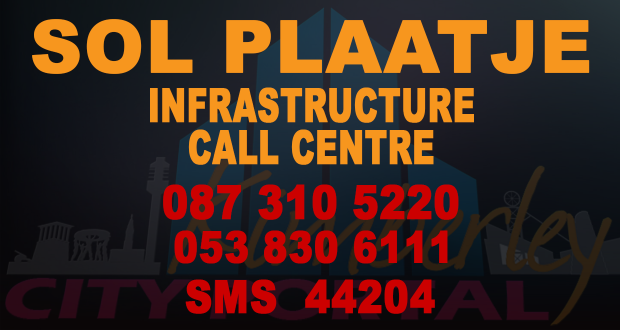 Sol Plaatje Call Centre Number