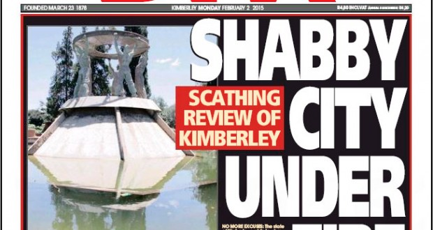 Shabby City Under Fire - The DFA 02/02/2015