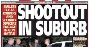 Shoot-out in Suburbs - TSS