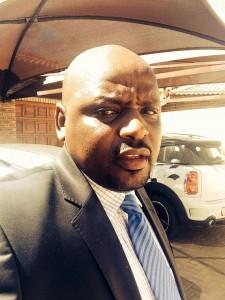 Sello Matsie Sol Plaatje Municipal Communications Manager 2015