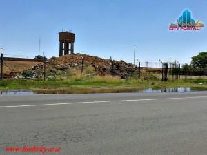 Newton Reservoir Kimberley Sol Plaatje 2014