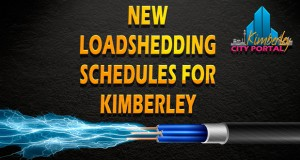New Load-shedding schedules for Kimberley Sol Plaatje Municipality