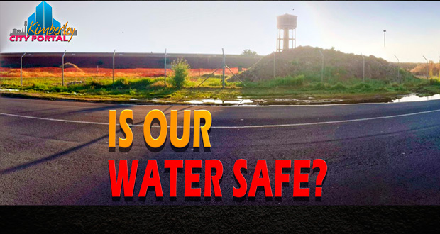 Alleged water contamination Kimberley Sol Plaatje Municipality