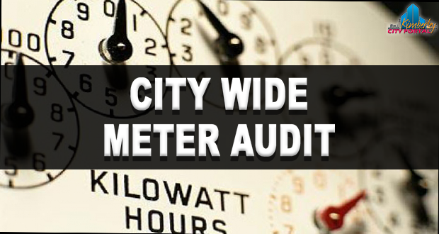 Sol Plaatje Boffin & Fundi City Wide Meter Audit