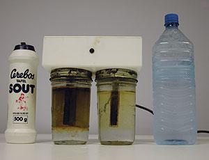 Water Filter Scam The Precipitator a Pinch of Salt