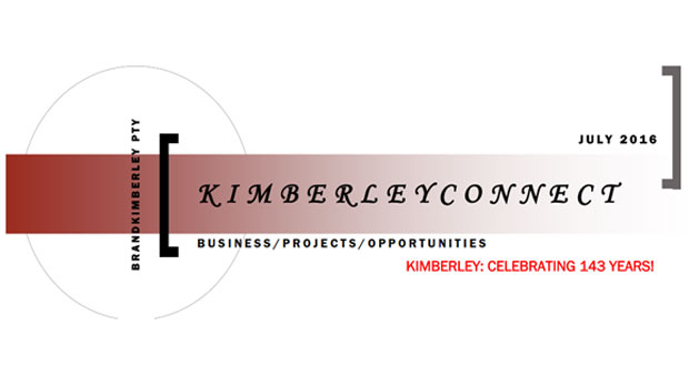 BrandKimberley Kimberley Connect July 2016