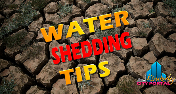 Equipment Safety and water storing tips
