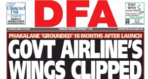 The DFA Today - The Diamond Field Advertiser Kimberley