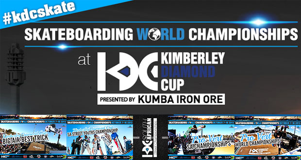 The 2015 Kimberley Diamond Cup World Skateboarding Championships