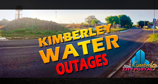 Kimberley Water Outages