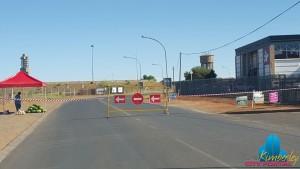 Waterworks Road closed to traffic this weekend