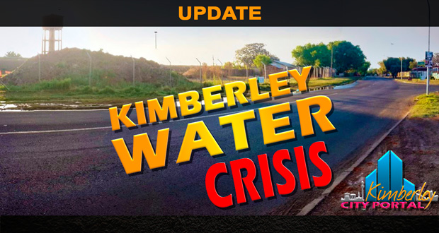 Kimberley Water Crisis Updates