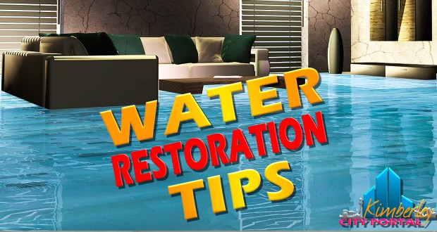Water Outage & Water Restoration Tips