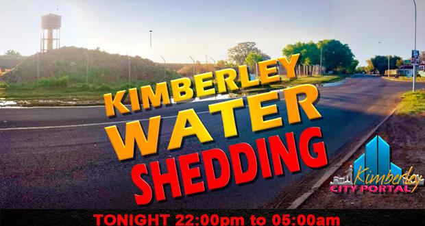 Kimberley Waterhsedding