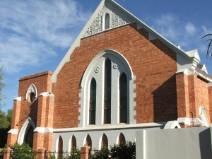 Kimberley History The Presbyterian Church in Beaconsfield