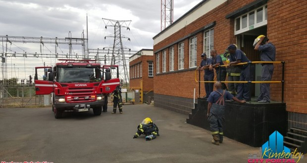 Herlear Substation Electrical Fire
