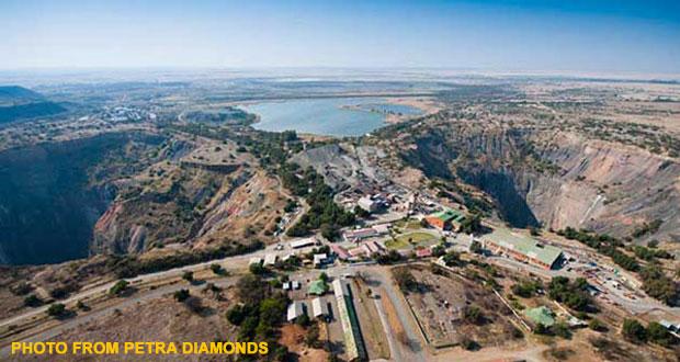 Today in Kimberley's History, Dutoitspan MIne