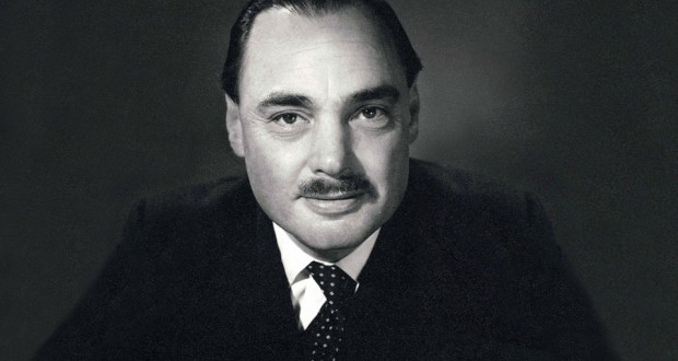 Harry Oppenheimer, Today in Kimberley's History