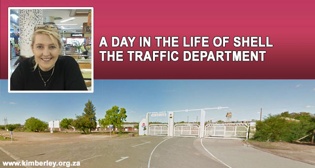 A day in the life of Shell - The Sol Plaatje Traffic Deparment