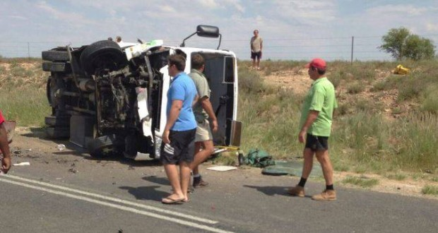 Jacobsdal Bus Crash
