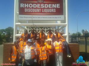 The Marikana Neighbourhood Watch Team