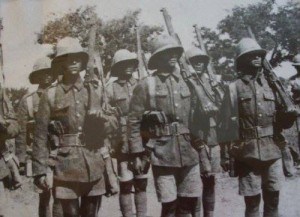 PT-Cape_Corps_marching_in_Palestine-1934