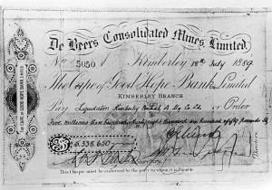 PT-Cheque_wrote_by_Cecil_John_Rhodes_to_ Barney_Barnato-1888