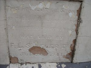 PT-DFA_Foundation_Stone-1901