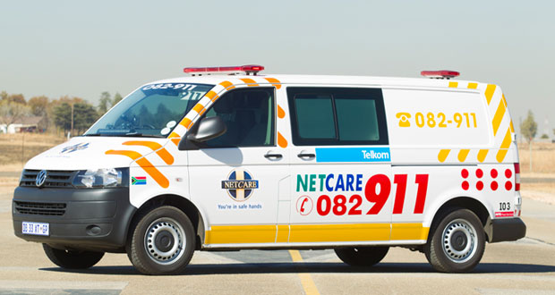 Kimberley - Midlands Accident