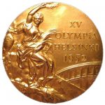 PT-Esther_Brands_Gold_Medal_at_Olympic_Games-1952