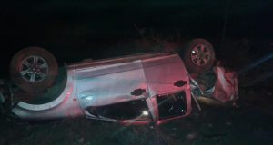 Kathu N14 Accident