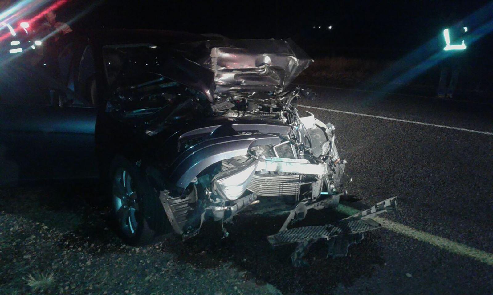 Two killed, one injured in N14 Kathu collision - Kimberley