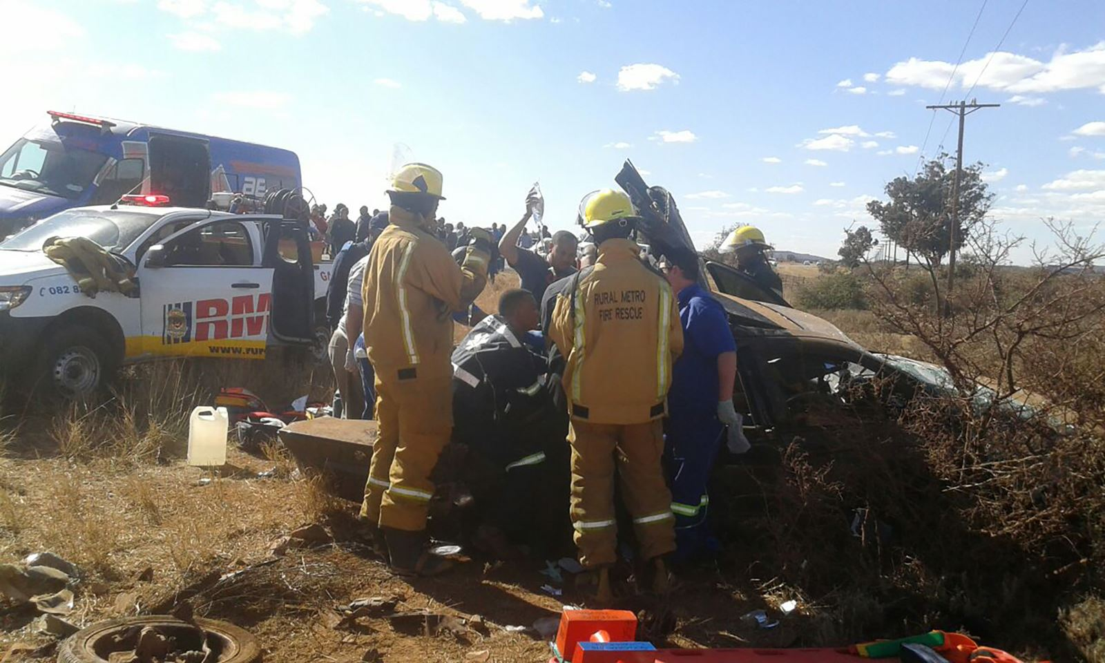 Kathu N14 Accident 4