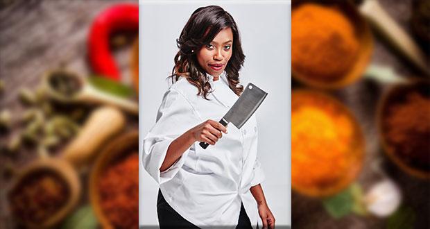 Lebogang Mpuang - Top Chef SA