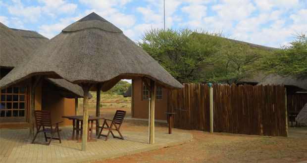 The Ultimate 2016 National Park Kamp Mosu Lodge in Mokala National Park in the Northern