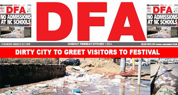 The DFA Today - 20160901